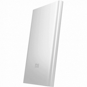 Аккумулятор Xiaomi Mi Power Bank 2 5000 Silver